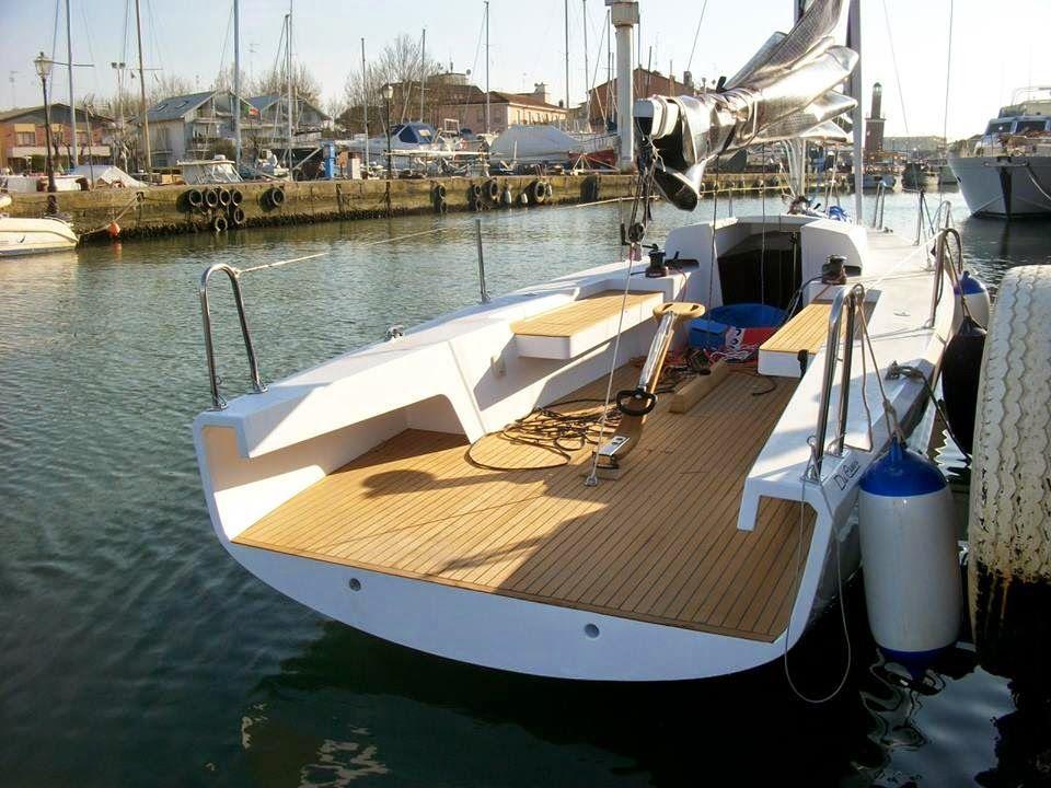 September 2016 r 30 daysailer win barca dell 39 anno vela e for Design d occasione