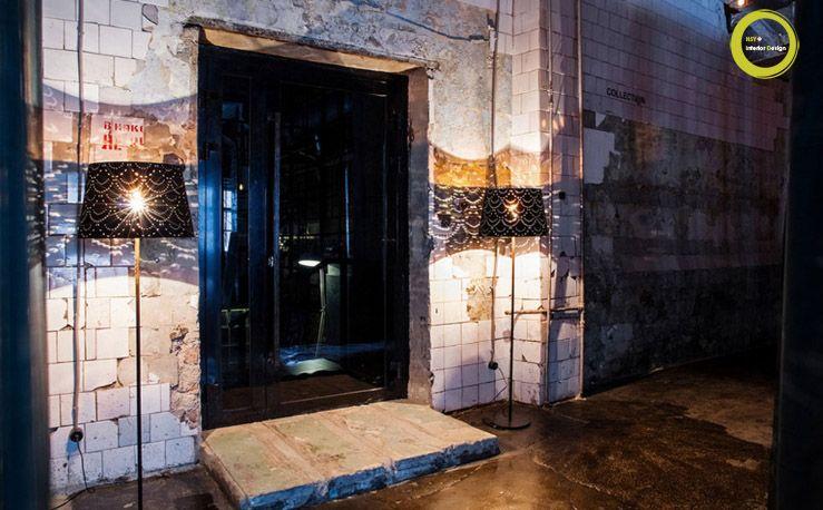 인더스트리얼 빈티지 클럽디자인 Industrial Vintage Interior Design