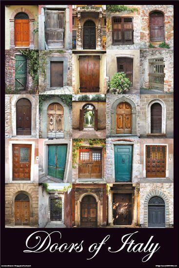 Doors of Italy