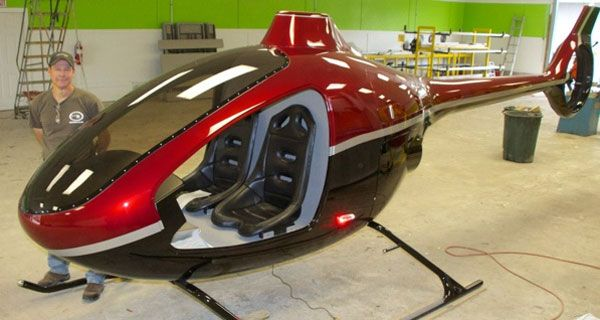 Mosquito Helicopter - The New Swift 2-seater | helicopter