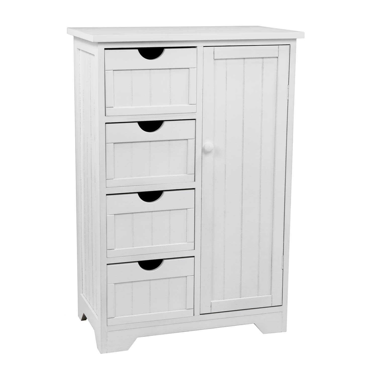 New Tampa 4 Drawer Cupboard Unit