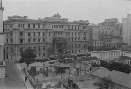 Palácio da Justiça em 1938