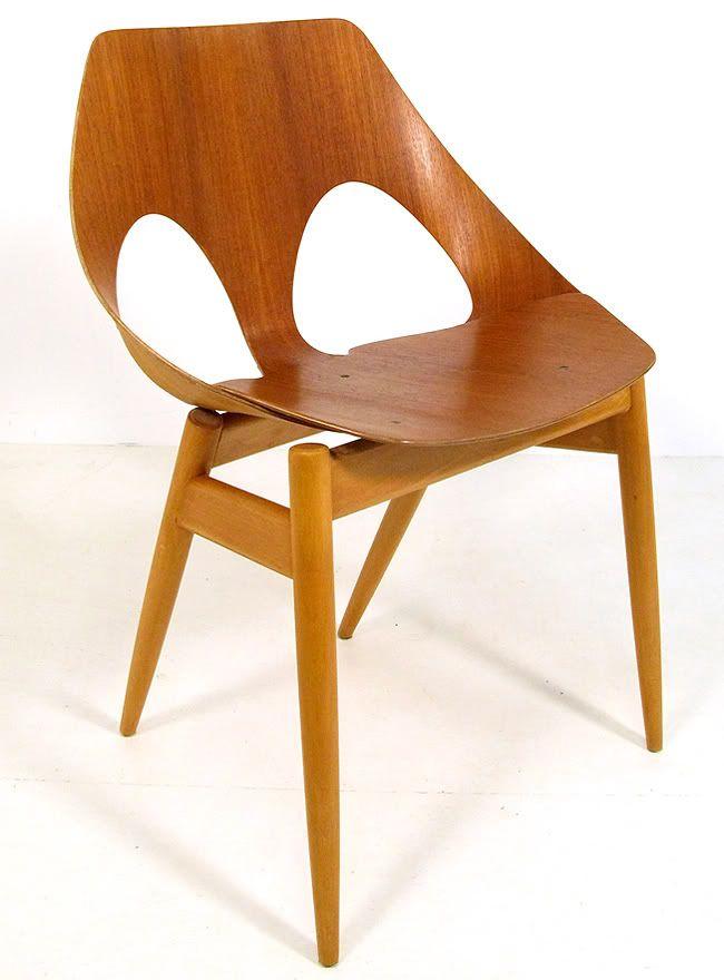 Carl Jacobson - Jason side chair