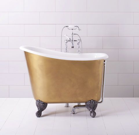 Don\'t Let Your Small Bathroom Hold You Back | Tubs, Bath and Luxury