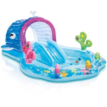 61 x 15cm Baby Intex My First Paddling Pool Childrens Inflatable Splash Pool