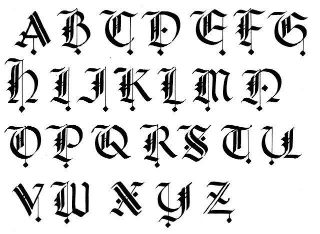 Margaret Shepherd Calligraphy Blog Capitals For