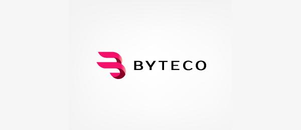 Letter B Logo Byte Co HttpHativeComCoolLetterBLogo