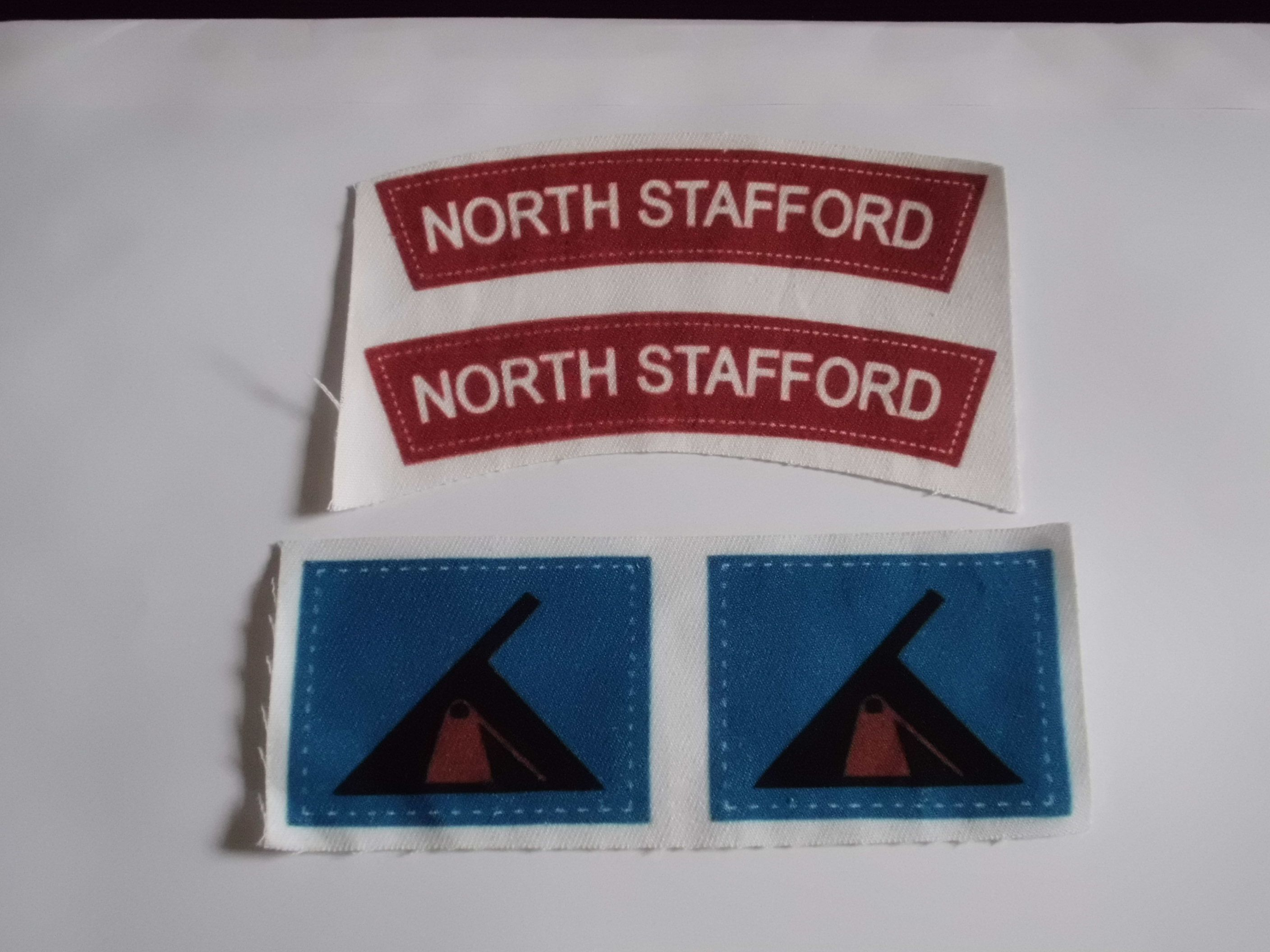 North staffordshire regiment and 59th div printed issue