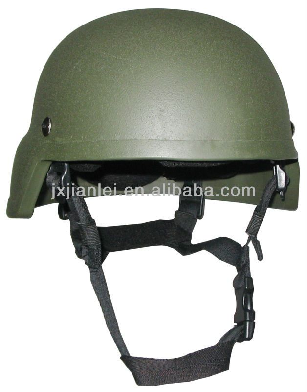 NIJ 3A Mich 2000 Bullet Proof Helmet/NIJ IIIA Aramid Mich helmet/Dupont Kevlar Bulletproof Mich 2000 Helmet $1~$199