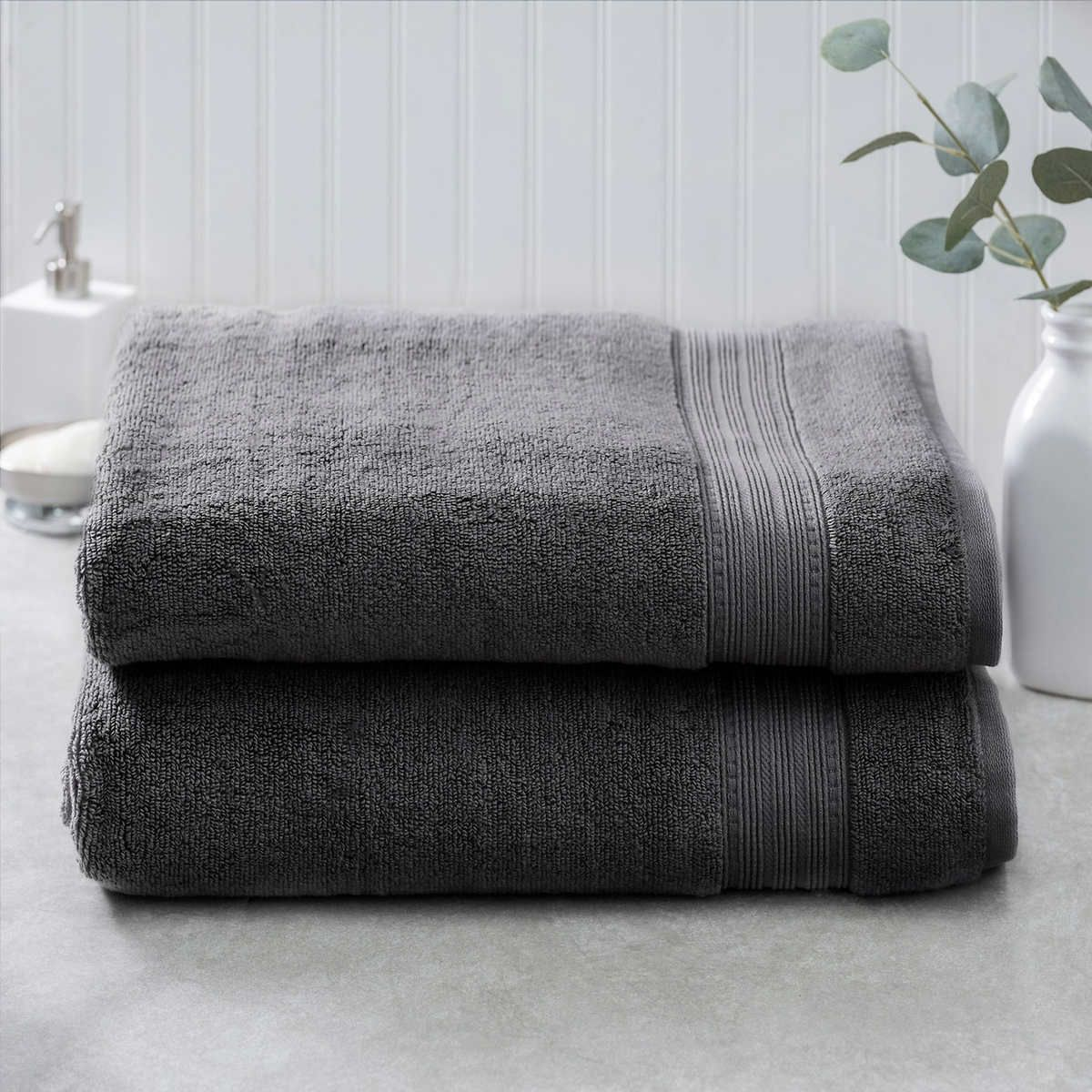 Charisma 100 Hygrocotton 2 Piece Bath Sheet Set Bath Sheets