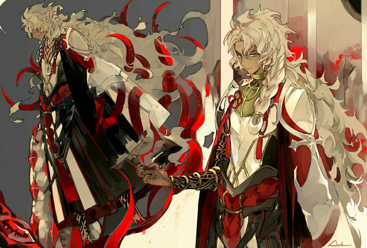 Fate/Grand Order || King Solomon || Grand Caster | Fate ... - photo#37