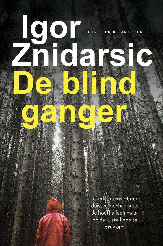 De Blindganger Igor Znidarsic Twee Gruwelijke Moorden Gepleegd Op Vooraanstaande Burgers In Het Oosten Van Nederland Schijnba Boeken Luisterboek Thrillers