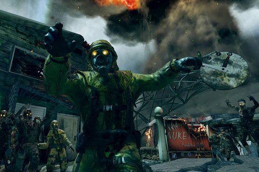 NukeTown 2025 zombies in bo2 | my video games | Pinterest ...