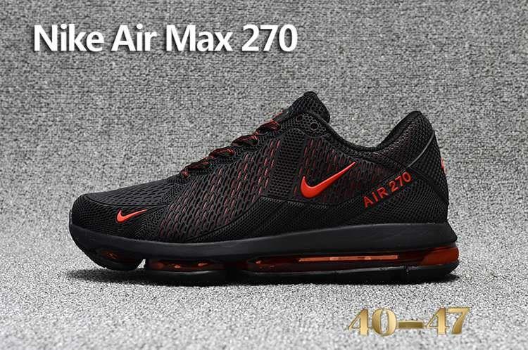 Nike Air Max Flair Nike 270 Kpu Men Black Red 40 47 Cheap Nike Air Max Nike Air Max Nike Air Max Running