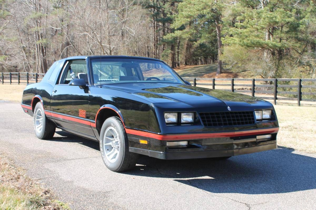 All Chevy 1987 chevrolet monte carlo ss : 1987 Chevrolet Monte Carlo SS Aerocoupe T-Top | Best years of ...