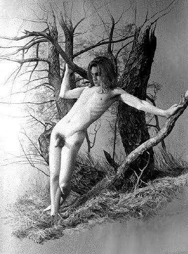 Tod Yeager Nude in the Woods | by yummyasiano