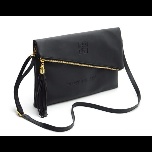 Givenchy large clutch bag Available next week! NIB brandnew 100% authentic. Givenchy  parfums counter vip gift with purchase. Preorder now and i will ship it ... 8c7a84ba97