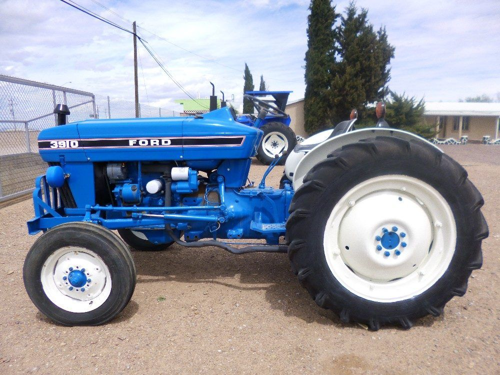 Ford 3910 Ford Tractors Vintage Tractors Classic Tractor