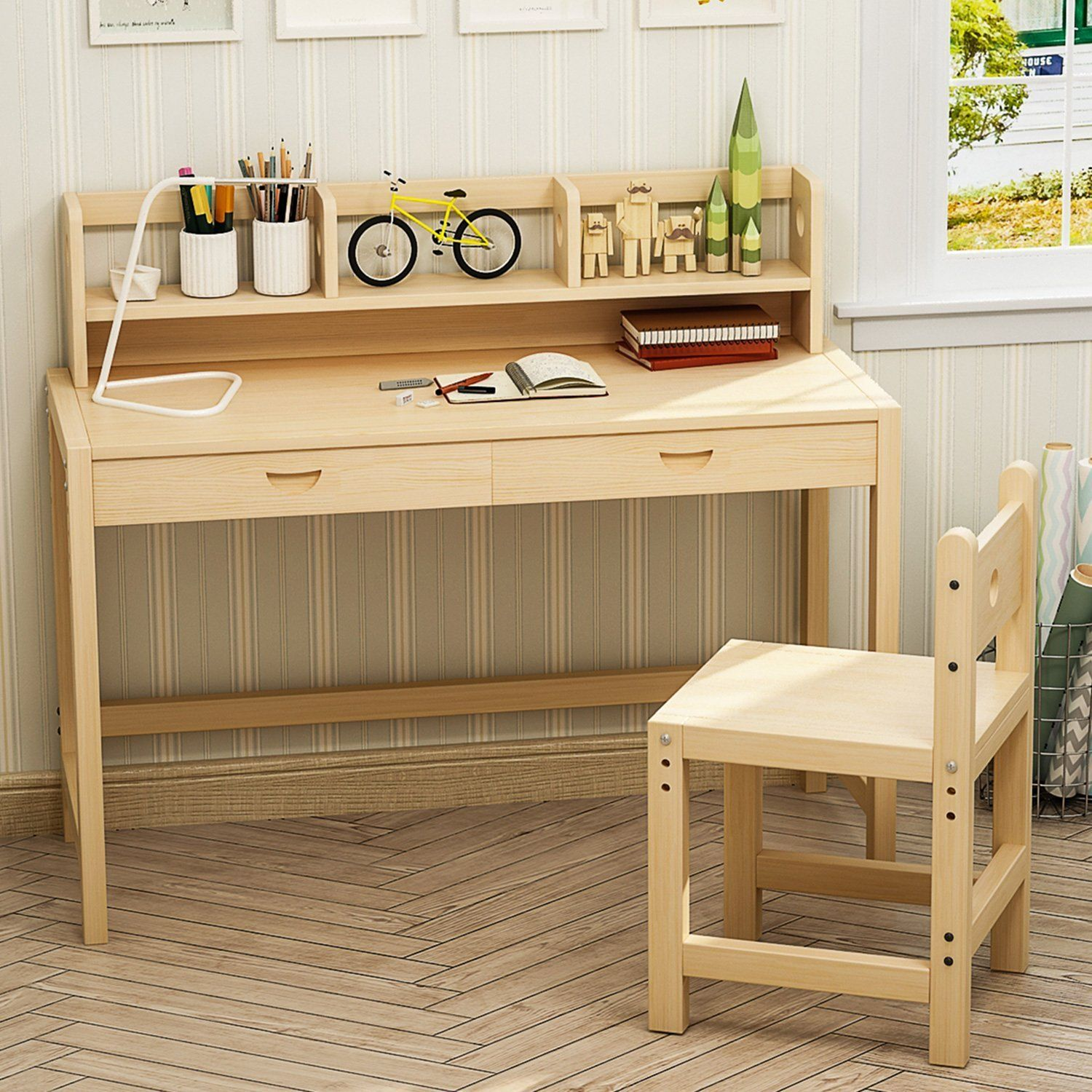 6 Amazing Study Desk Designs So That Children Learn Comfortably