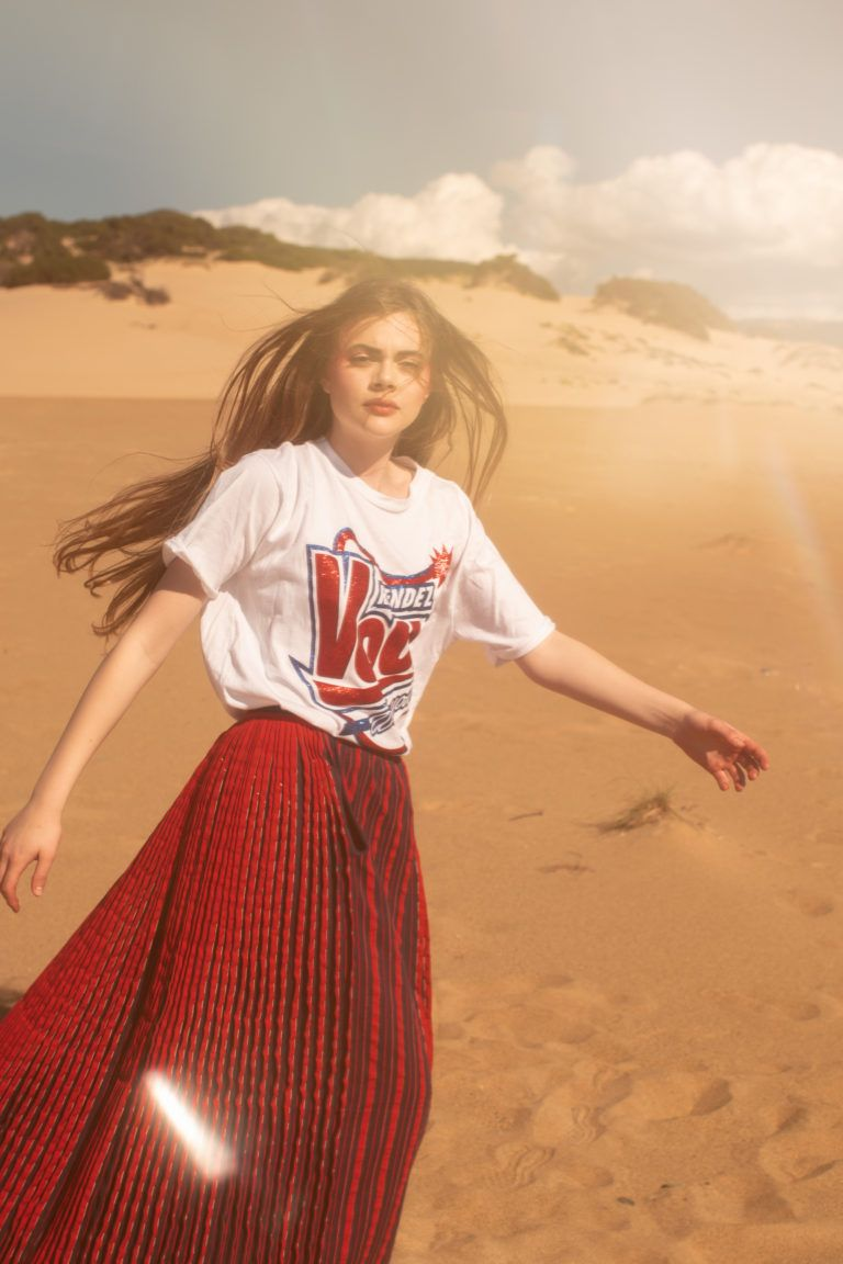 HOW TO BECOME / ARIANNA GENGHINI | Fashion Editorial: Heat