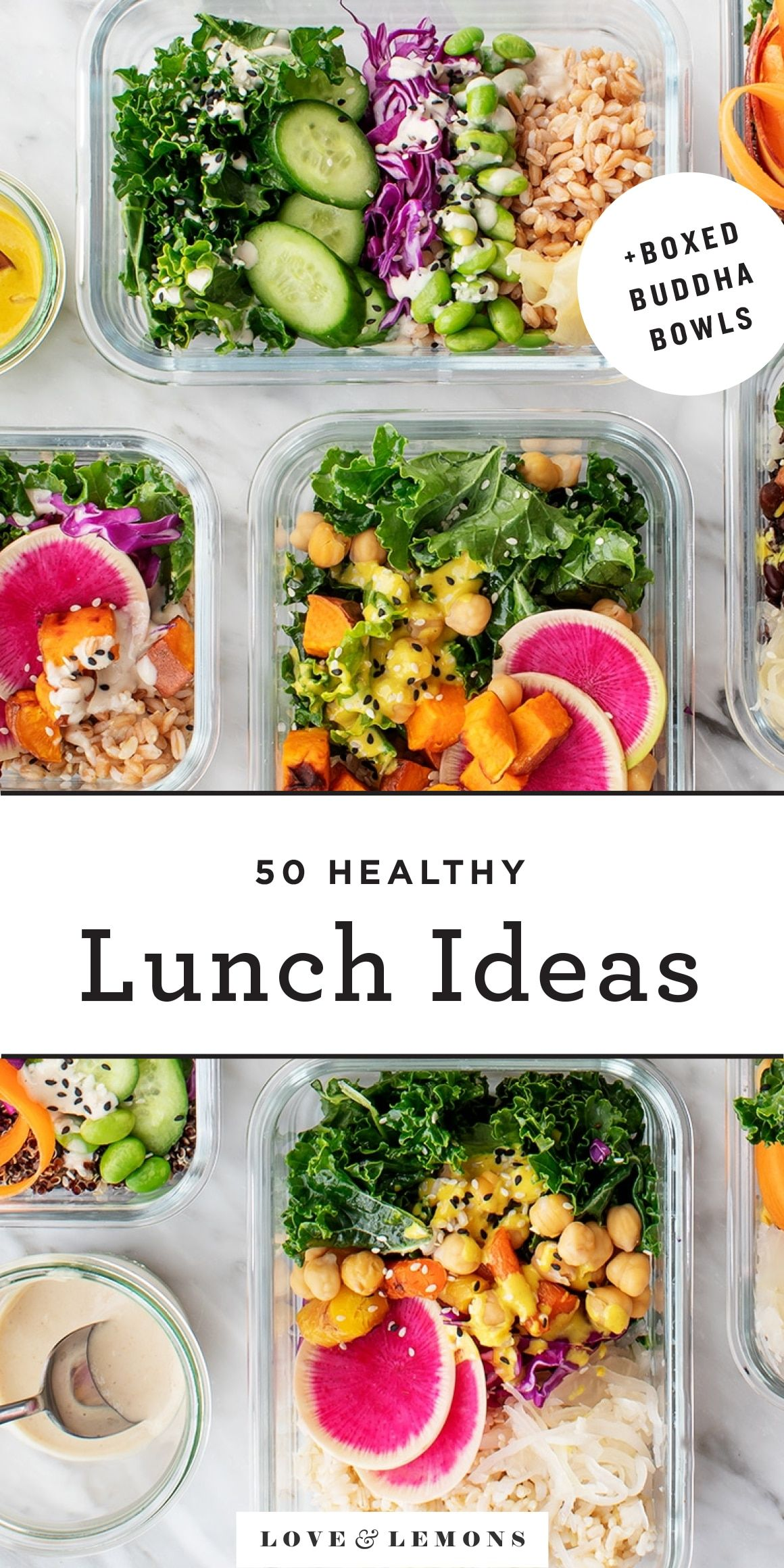 Healthy Lunch Ideas Recipes By Love And Lemons Recipe Healthy Lunch Lunch Recipes Healthy Healthy Recipes