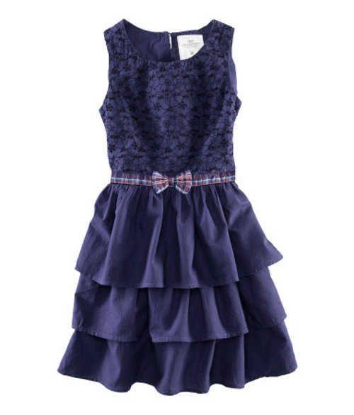 32a9e2711 Vestidos para niñas de 10 años ¡Sencillos y a la moda!