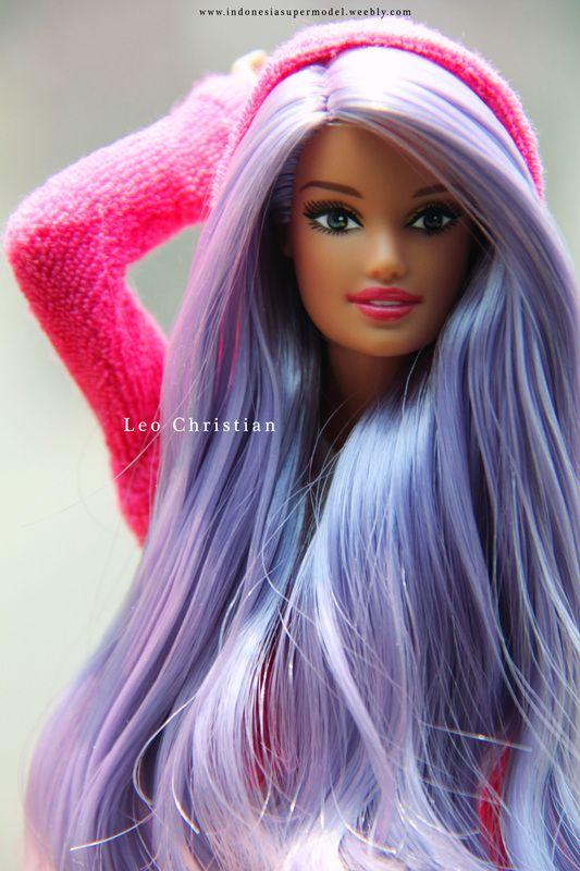 barbie doll hairstyles