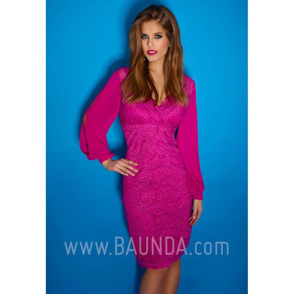 Vestido Fiesta Daniella 2014 1352 Disponible en Baunda C/ Ayala 85 y ...