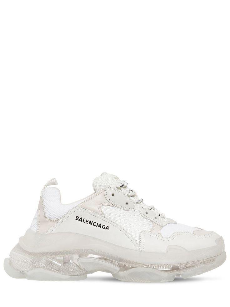 White balenciaga shoes, Sneakers fashion