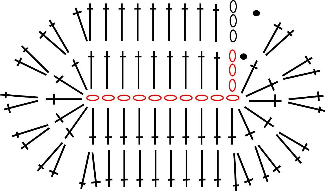diagrama de la suela ALL STAR crochet | Bebe Sapatinhos | Pinterest ...