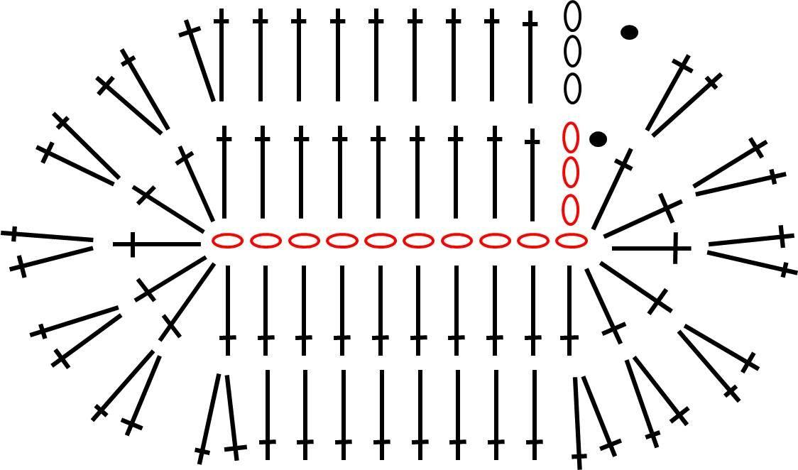 diagrama de la suela ALL STAR crochet | Crochet | Pinterest | Bebe ...