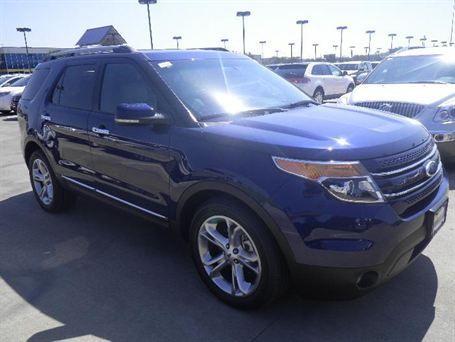 $33,998 2012 Ford Explorer Limited + Nav Carmax San ...