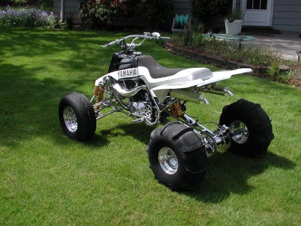 My Toy  2000 Banshee 2-5 override transmission, Lonestar