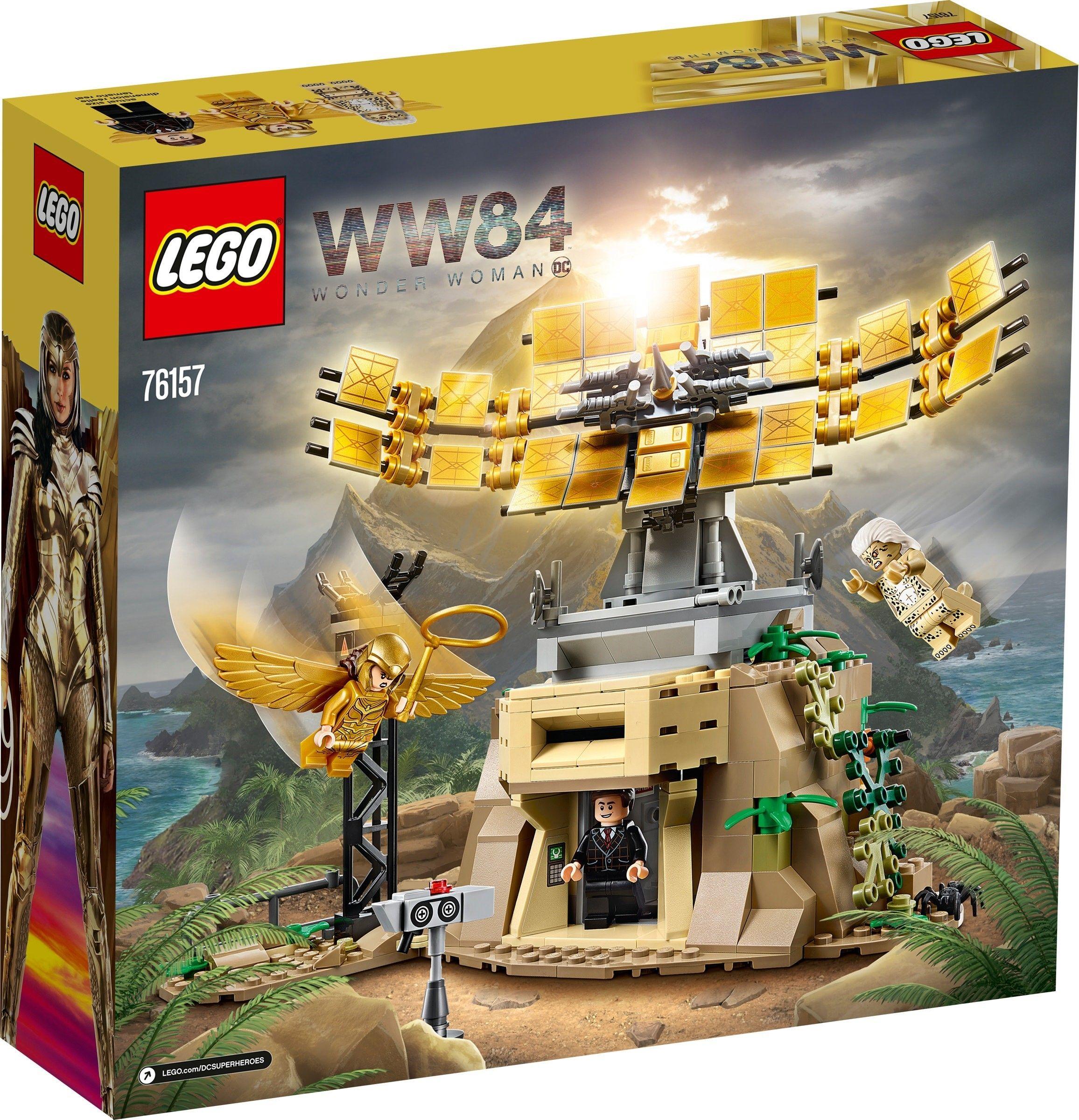 Lego 76157 1 Wonder Woman Vs Cheetah In 2020 Wonder Woman Vs Cheetah Lego Dc Lego