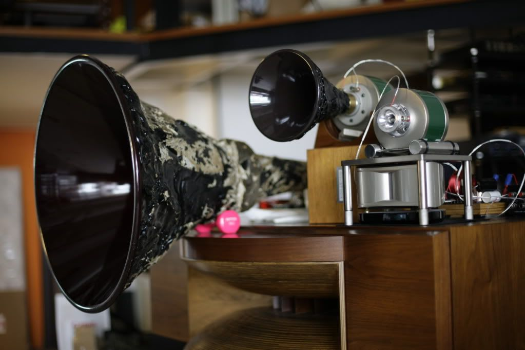 Pin by Everard Williams on Audio Research Horns, Horn