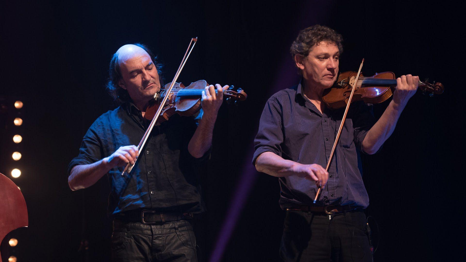 Breton Blend - Jesuitmont (Live at Celtic Connections 2016)