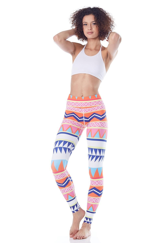 1ac329f477 flexi lexi | Flexi Lexi Clothing Flexi Yoga Legging in Color Palette ...