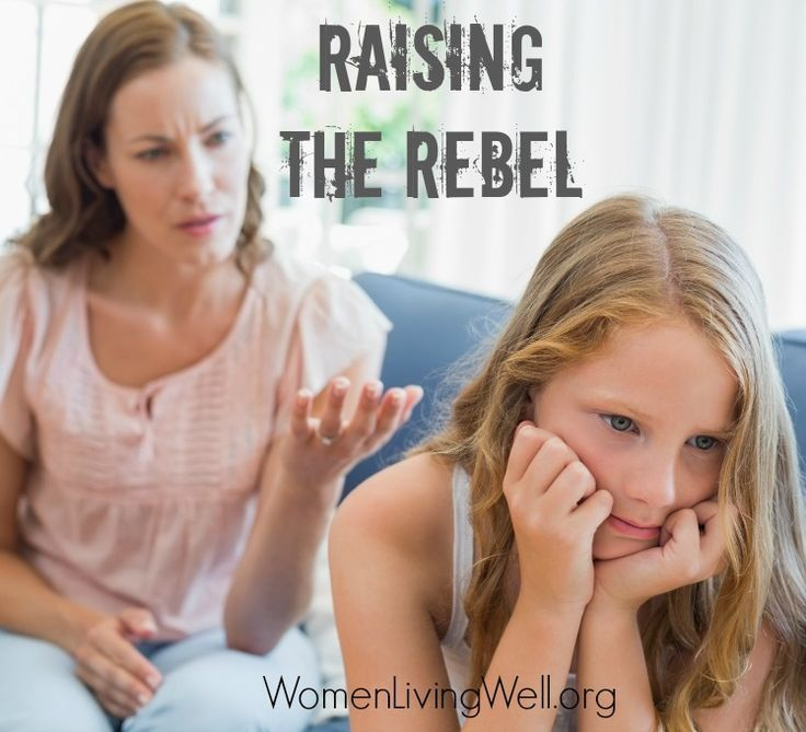 A mother of 11 shares encouragement for those who are raising a rebel.  I pray this encourages those of you who are struggling with a child in your home.