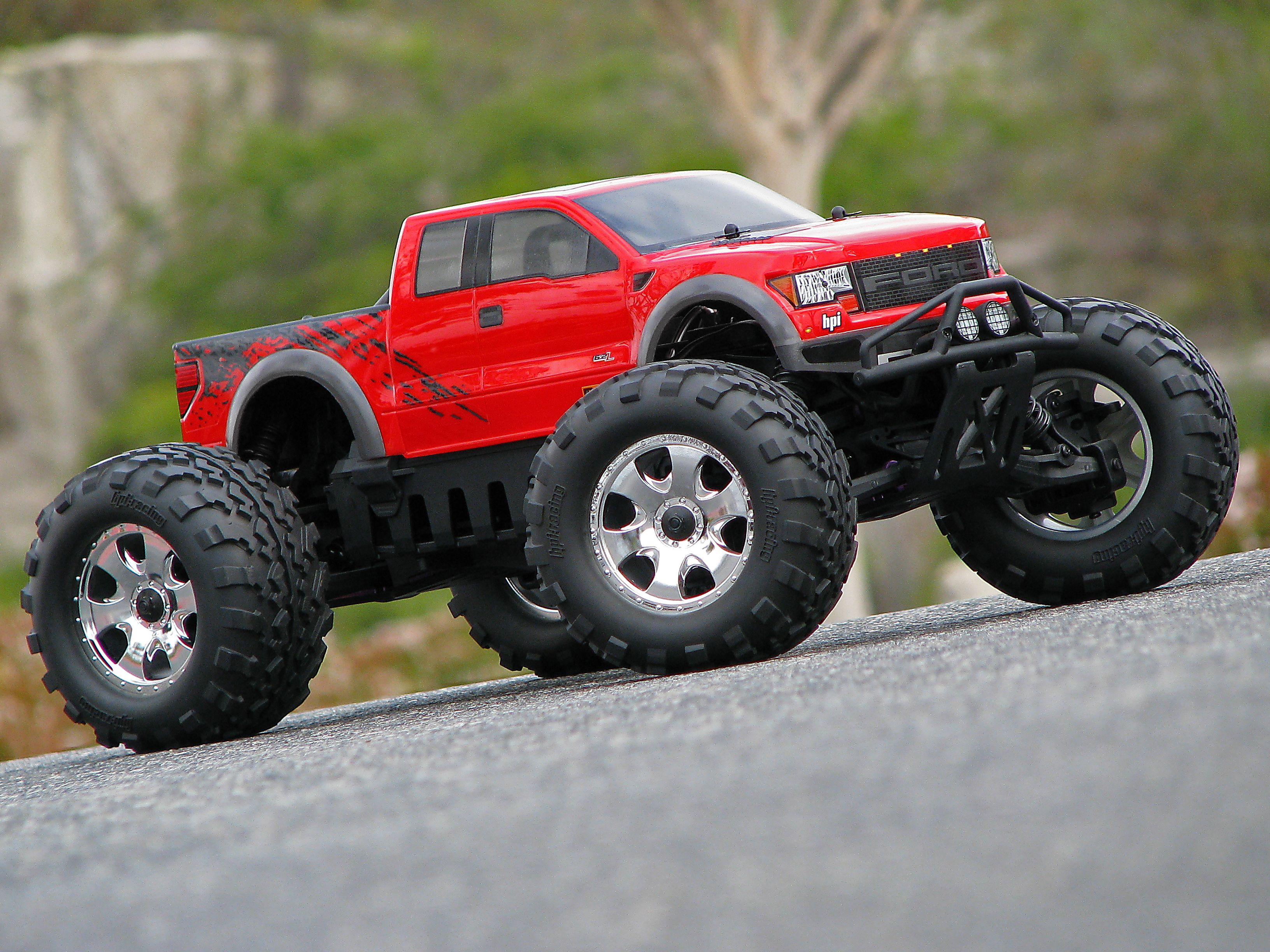 Cool Remote Control Cars: The List #0555: Drive A Monster Truck