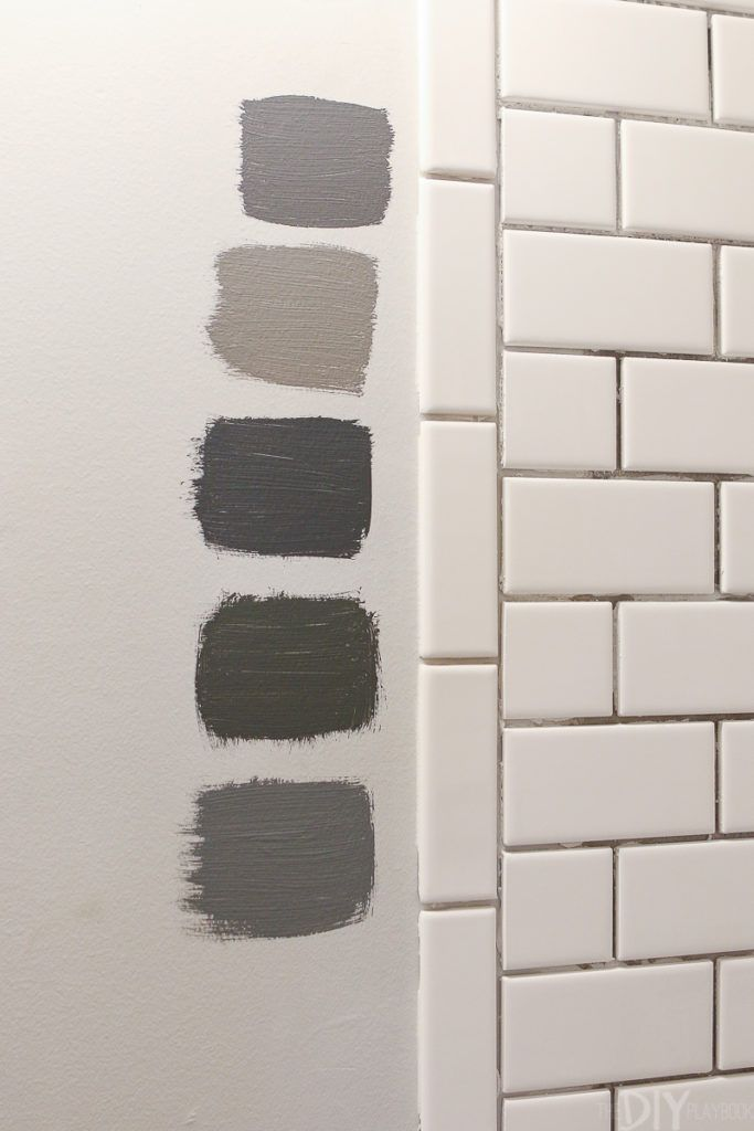 Photo of Finding the Perfect Dark Gray Paint Color | The DIY Playbook