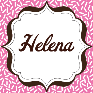 Logo for Helena my middle name