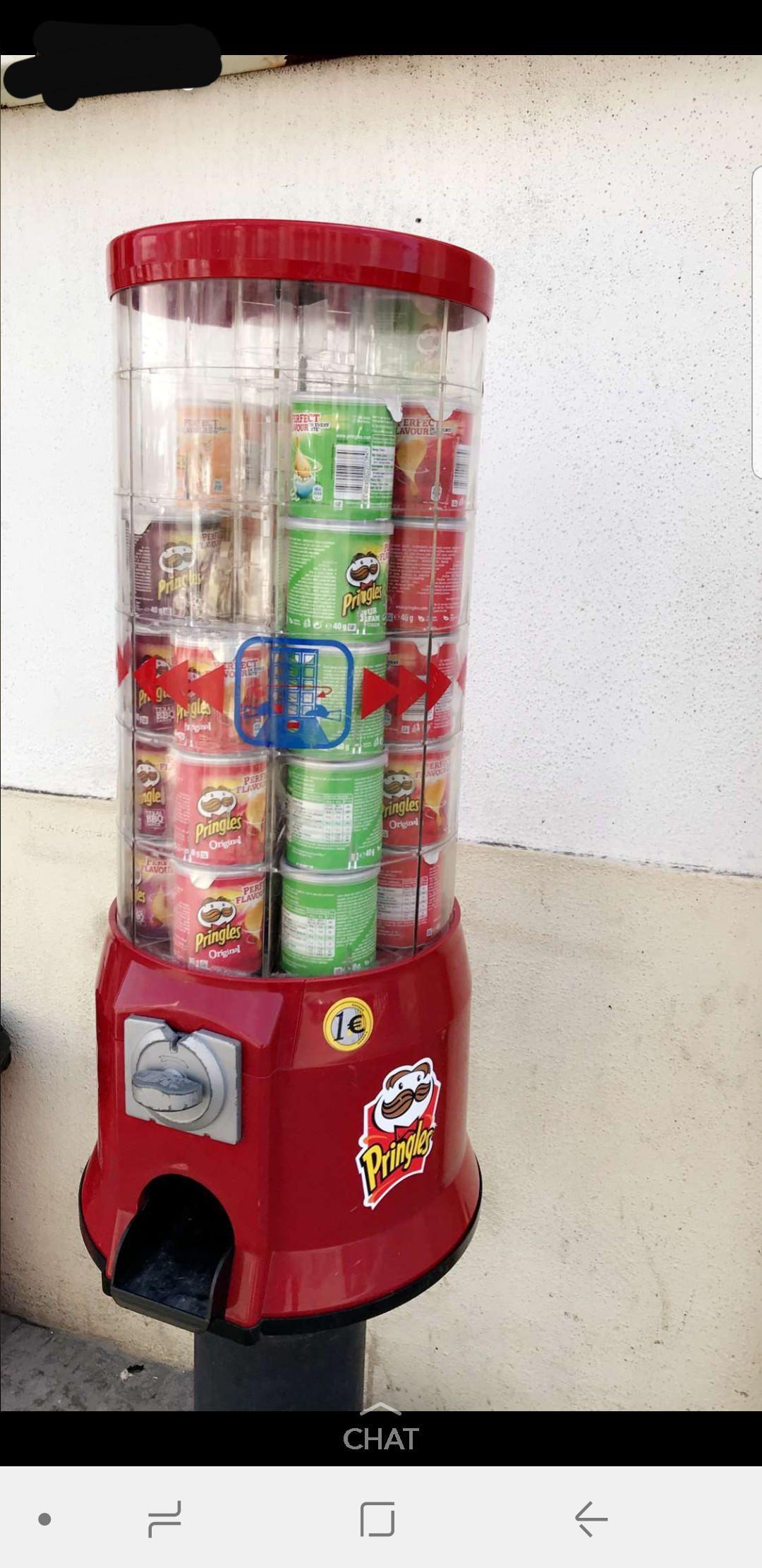 This Pringles Vending Machine Healthy Dinner Recipes Stuffed Pork Tenderloin 500 Calories