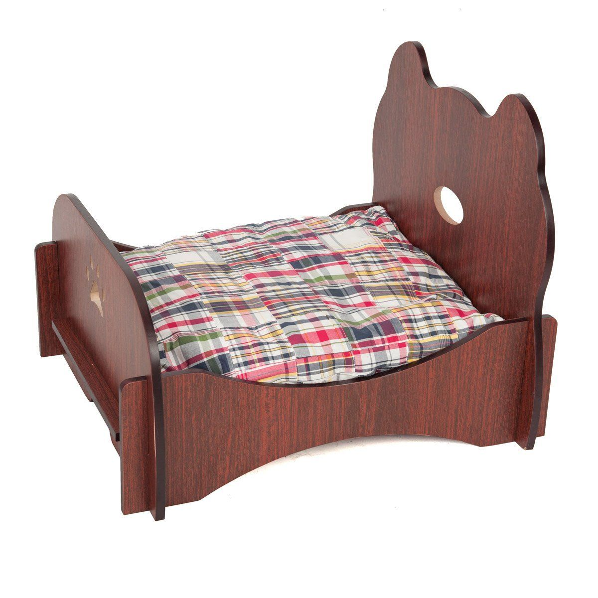 Favorite Pet Bed Ventilated Base Wood Furniture >>> Learn