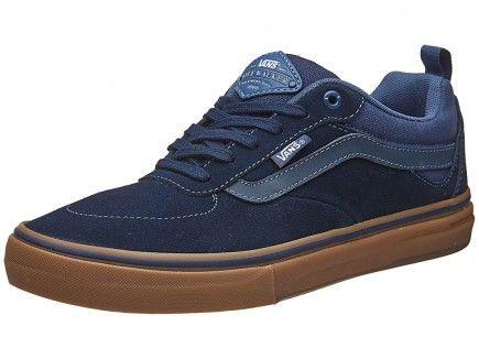Vans Kyle Walker Pro Shoes Dress Blues/Gum