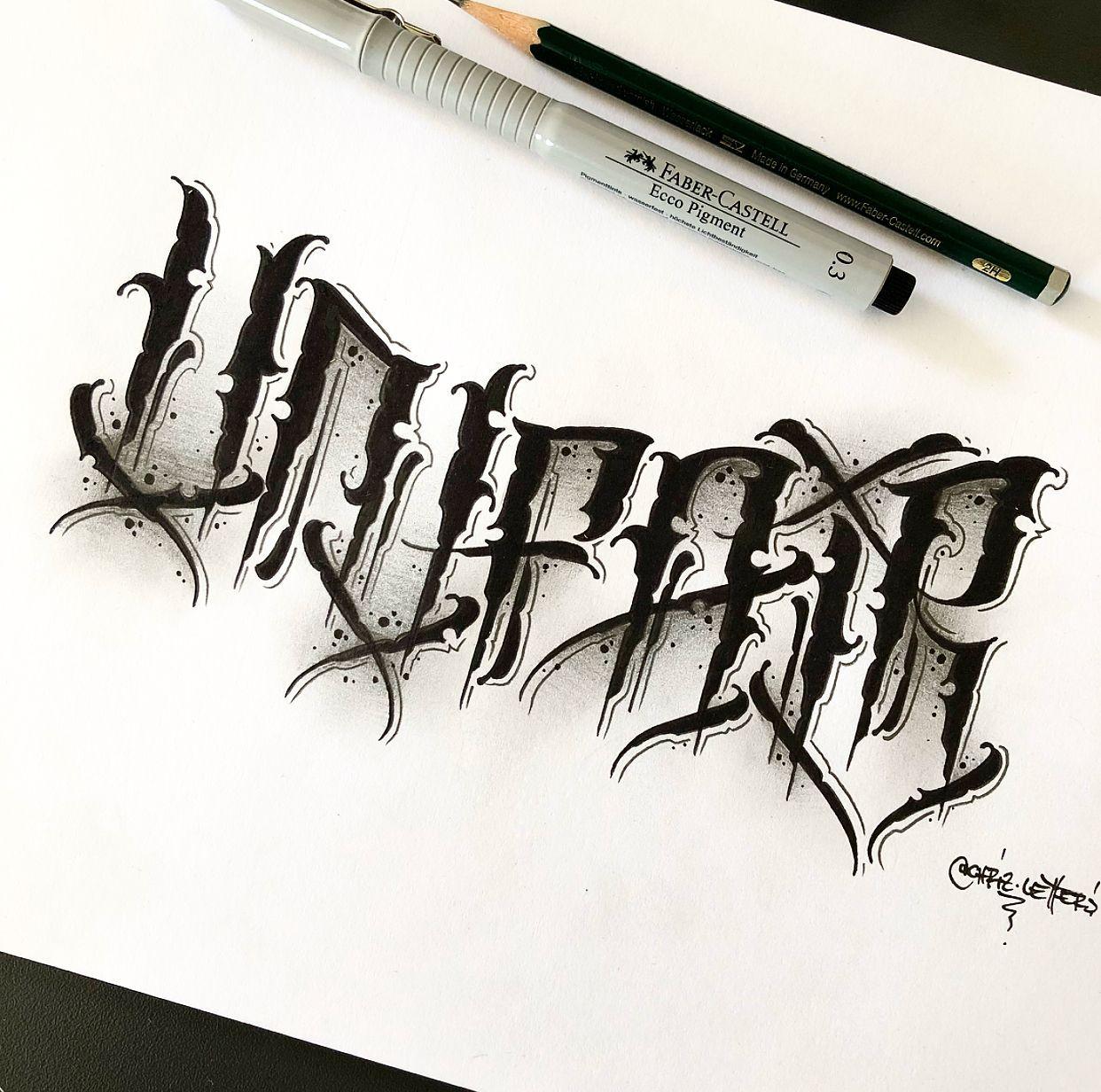 Татуировки картинки текстом