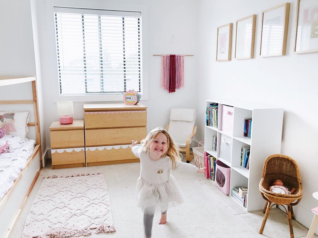 [New] The 10 Best Home Decor Today (with Pictures) -  Im not sure but I think that shes HAPPY!  She was a blur of face splitting smiles & screeches when she saw her new big girl room. @ came over today and tackled a four bedroom switch up with me. It was the best time with the kindest most lovely encouraging and supportive women! Thank you so much Jaclynn Carla & Harriette!!!