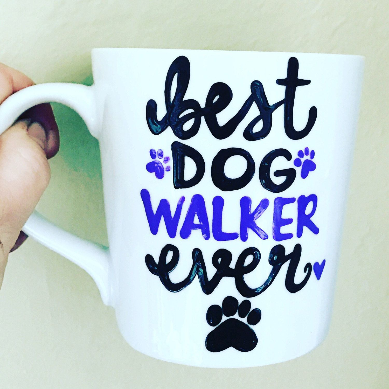 Best dog walker dog sitter ever dog groomer gift cat