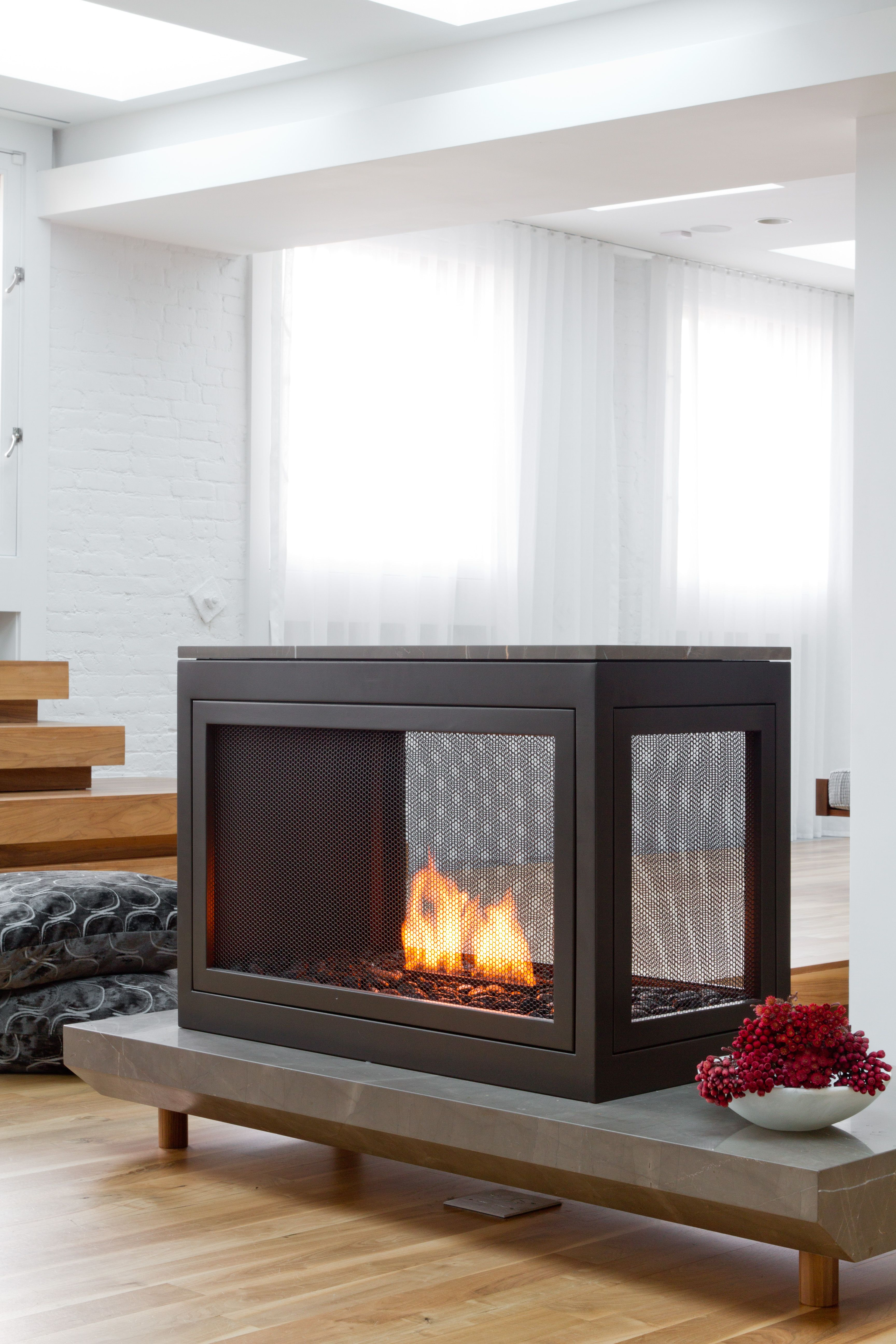 Yes You Can Hearthcabinet Luxury Ventless Fireplaces Allow You