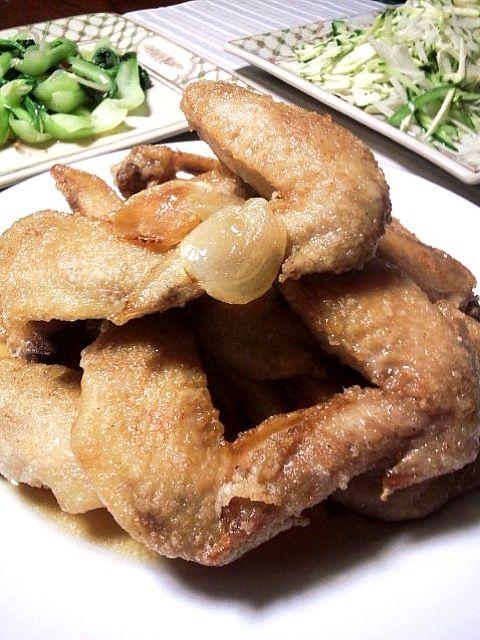 レシピとお料理がひらめくSnapDish - 5件のもぐもぐ - 鶏手羽先ヌクマムソース by a*