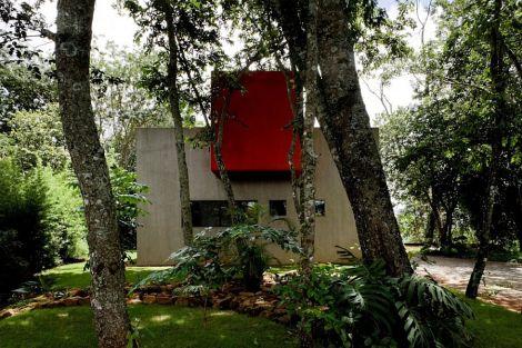 Casa Da Caixa Vermelha, Goiânia, Brazil